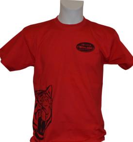 Uni Classic red/darkgrey