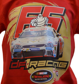 DF1 Nascar66 red/white